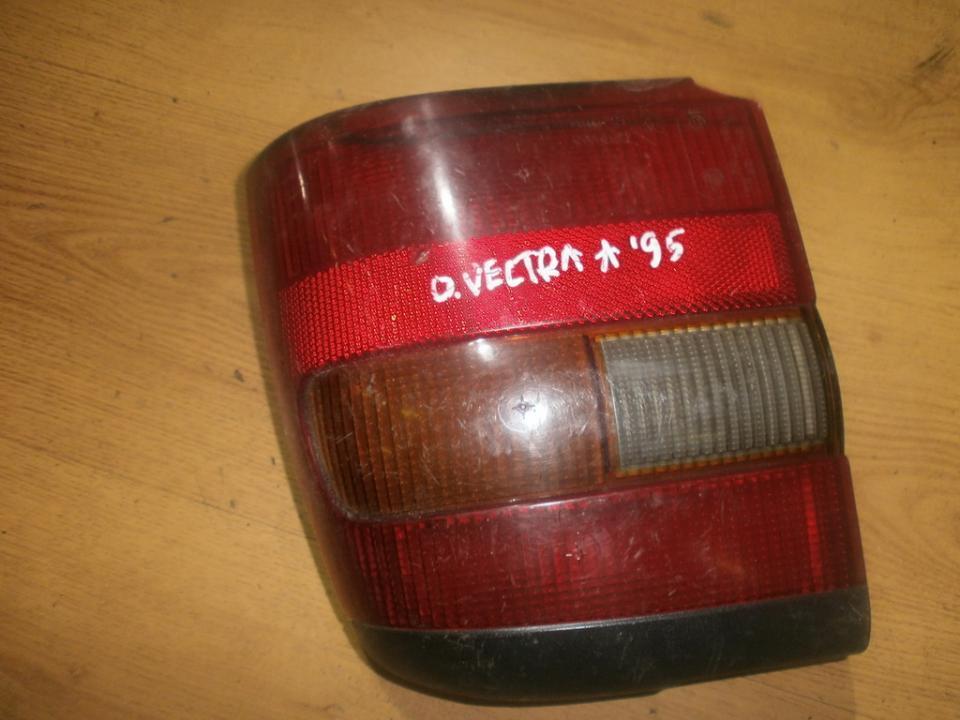 Galinis Zibintas G.D. 394244  Opel VECTRA 2008 1.9