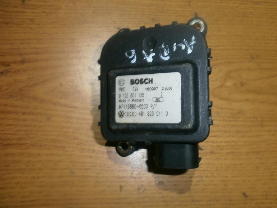 Peciuko sklendes varikliukas 0132801125 4b1820511d Audi A6 2005 3.0