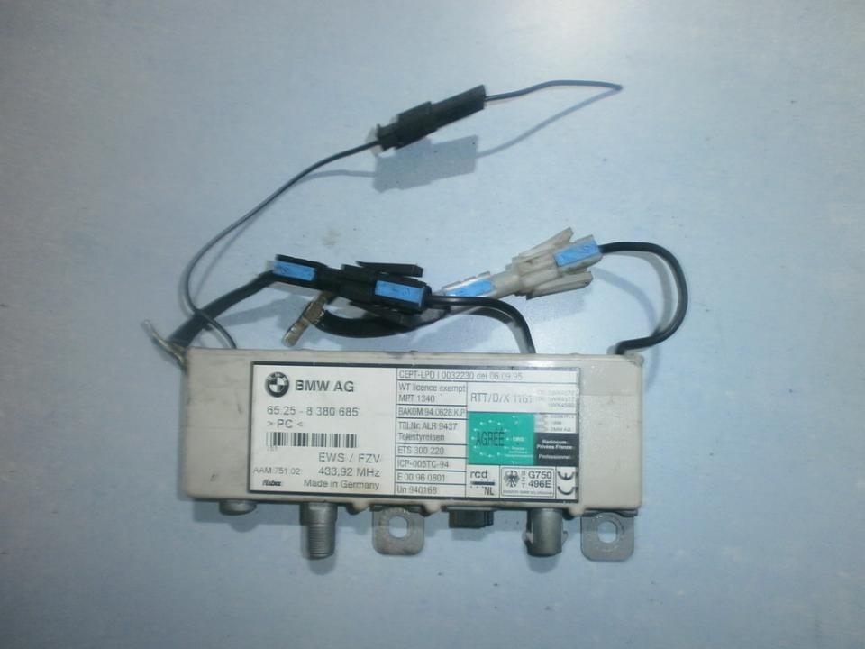 Kiti kompiuteriai 65258380685  BMW 5-SERIES 2006 2.0