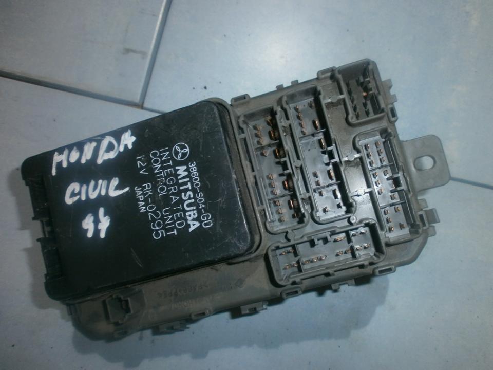 Saugikliu deze 38600s04 30450, rk0295 Honda CIVIC 2004 1.7