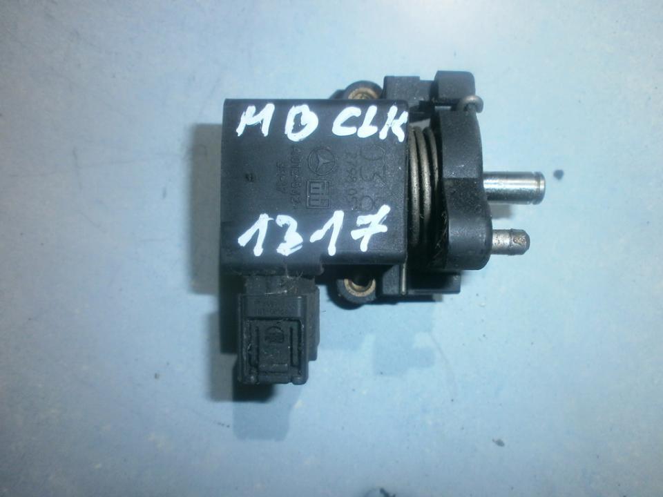 Elektrinis greicio pedalas a0125423317  Mercedes-Benz CLK-CLASS 2003 1.8