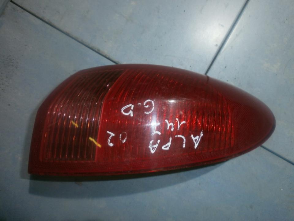 Фонарь задний наружный правый 46556347  Alfa-Romeo 147 2000 1.9