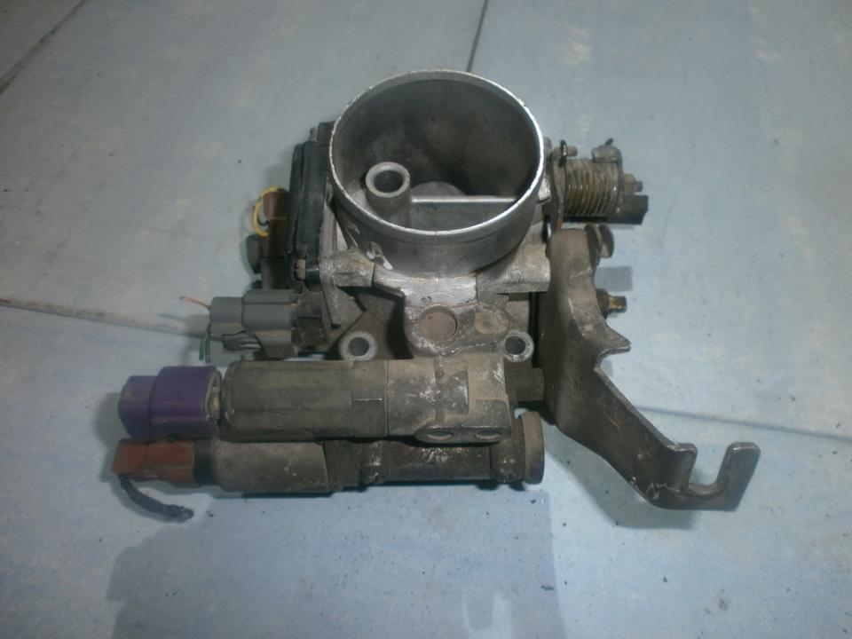 Заслонка дроссельная электрическая rhn5015  Nissan ALMERA 1995 1.6