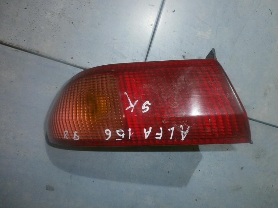 Galinis Zibintas G.K. NENUSTATYTA  Alfa-Romeo 156 2001 2.4