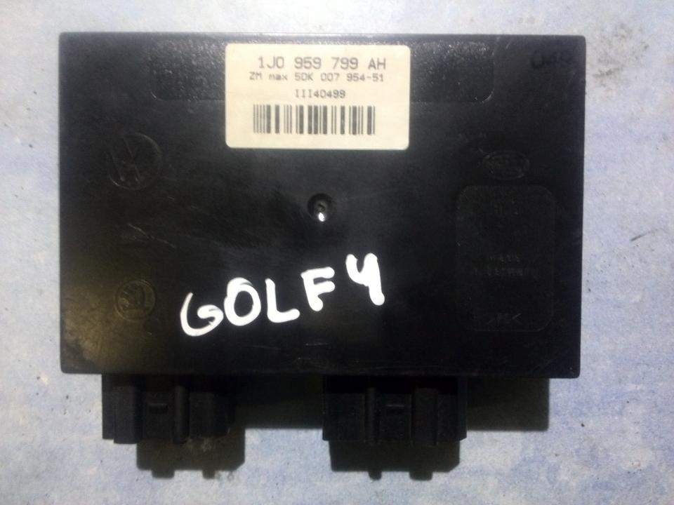 General Module Comfort Relay Volkswagen  Golf, IV 1997.08 - 2003.10