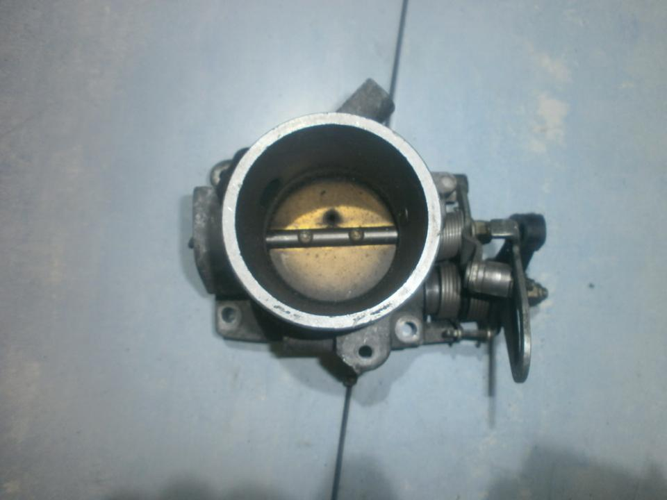 Заслонка дроссельная электрическая 2227015010  Toyota CARINA 1994 1.6