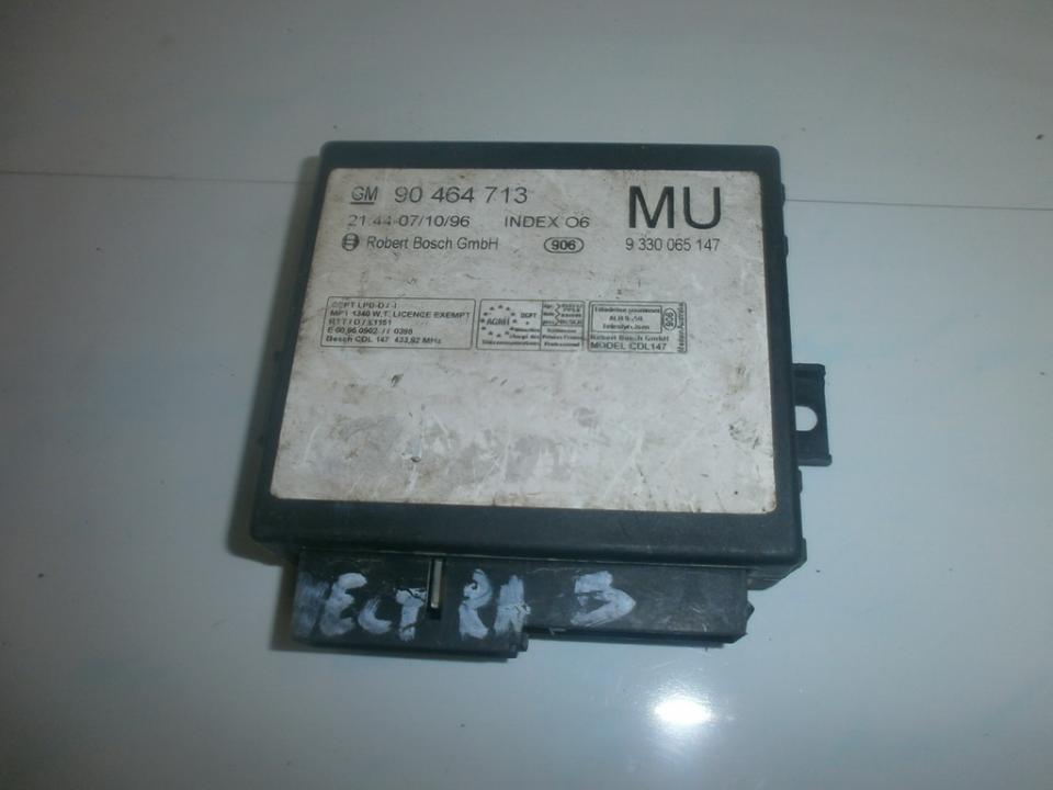Блок комфорта mu9330065147 gm90464713 Opel VECTRA  2.0