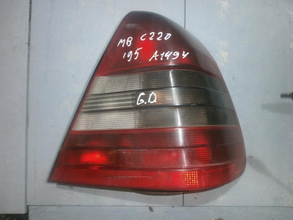 Galinis Zibintas G.D. 2028201264r  Mercedes-Benz C-CLASS 1997 2.2
