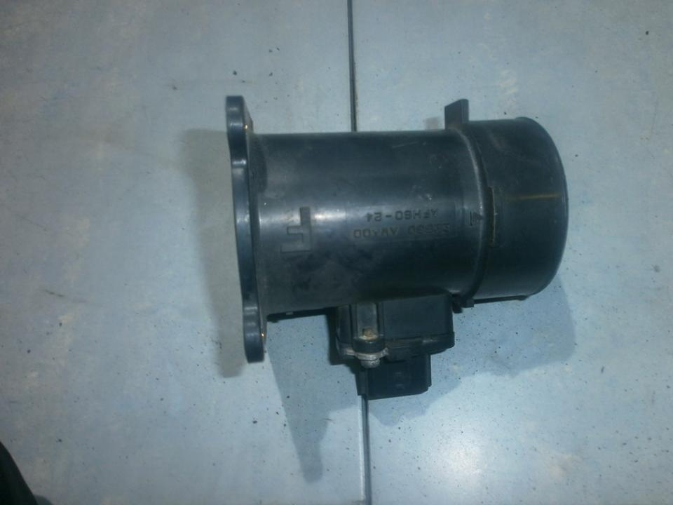Air Mass Sensor Nissan  Primera, P12 2002.01 - 2008.12