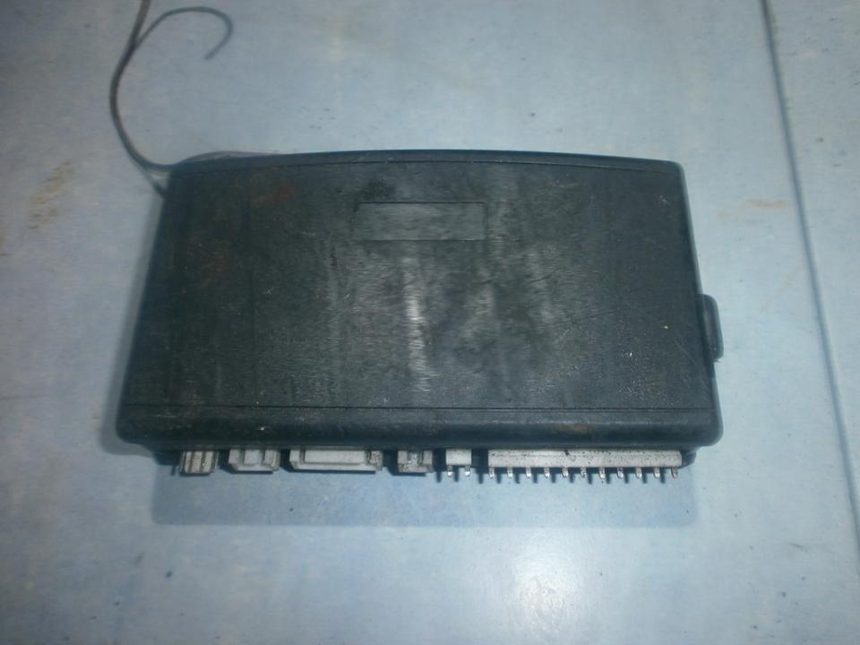 Kiti kompiuteriai NENUSTATYTA alarm system Audi 80 1985 1.8