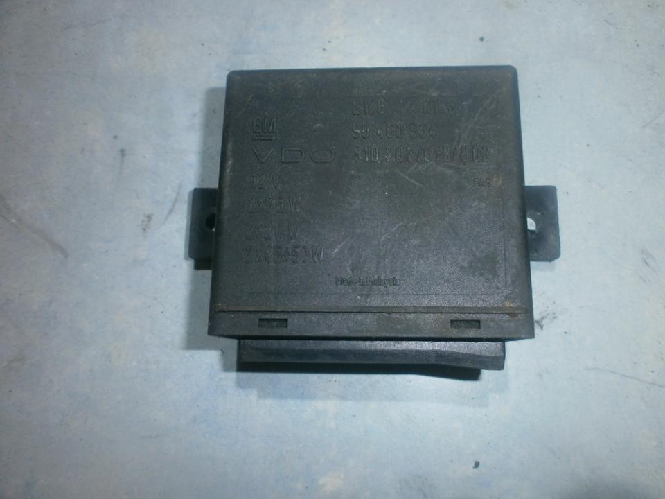 General Module Comfort Relay 90460934 410203013002 Opel OMEGA 1994 2.0