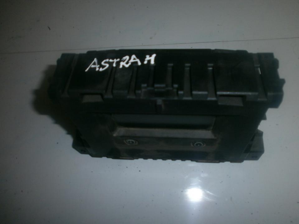 Opel  Astra Dashboard Radio Display (Clock,Info Monitor,BORD COMPUTER)