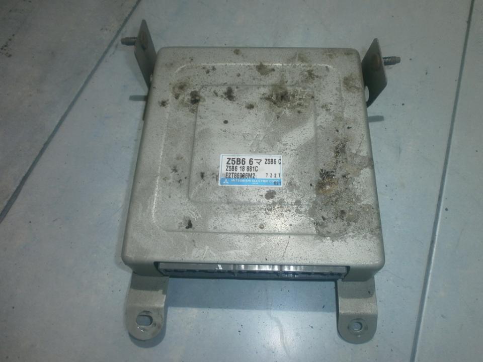 Mazda  323 Variklio kompiuteris