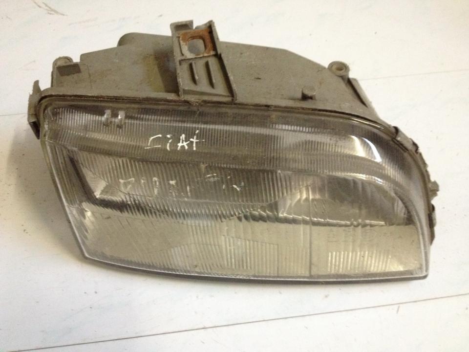 Front Headlight Right RH r14295600  Fiat PUNTO 1999 1.2