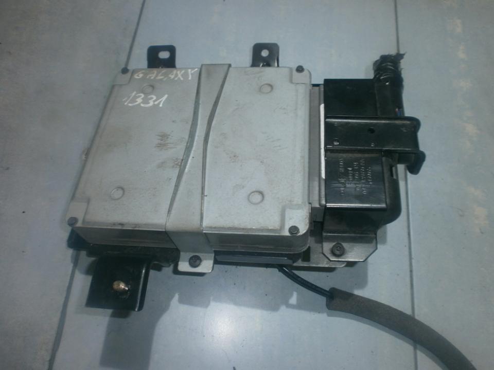 ECU Engine Computer  ym2a12a650fd  Ford GALAXY 1996 2.0