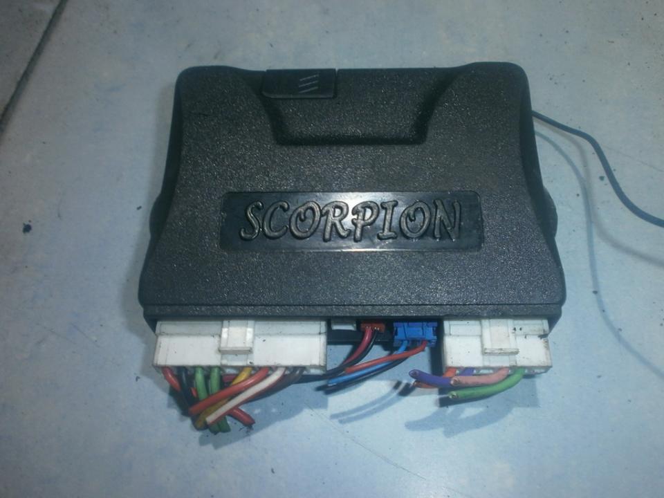 Kiti kompiuteriai 97ra0104515 alarm cu Ford FOCUS 2001 1.8