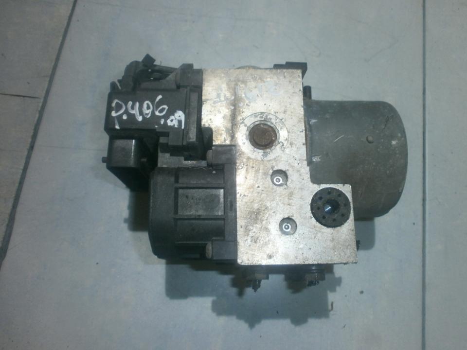ABS Unit 0273004351 0273004351 , 0265216640 , 9632166980  Peugeot 406 1996 1.9