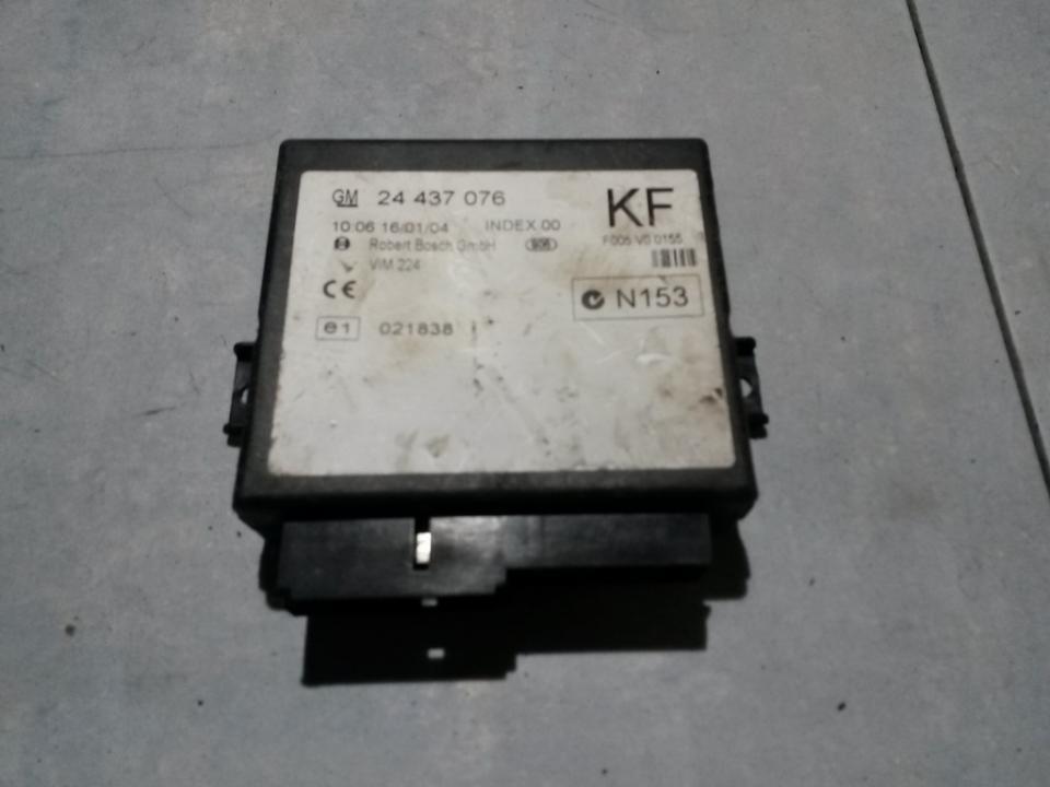 Komforto blokas 24437076kf  Opel ASTRA 1994 1.7