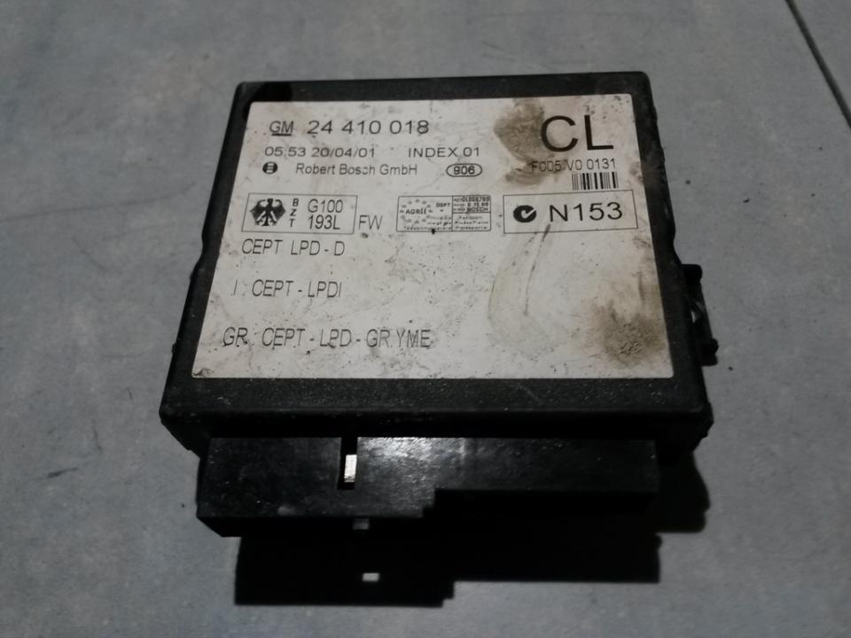 Komforto blokas 24410018CL  Opel ASTRA 2006 1.9