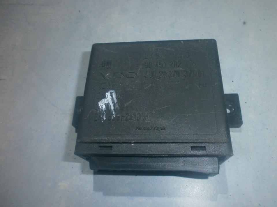 Kiti kompiuteriai 90451202 410203013001  Opel OMEGA 1994 2.5