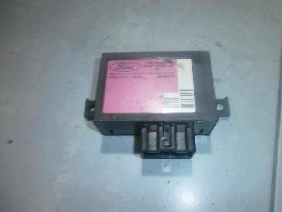 Imobilaizerio kompiuteris 98AG15K600AB  Ford FOCUS 2001 1.8