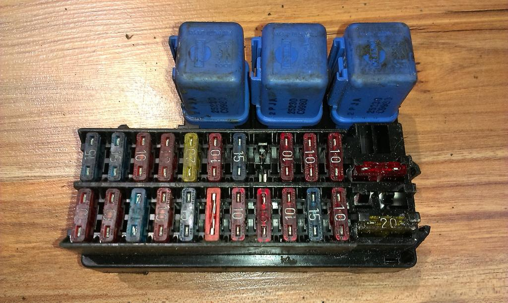 Nissan B13 Fuse Box - Wiring Diagram All on