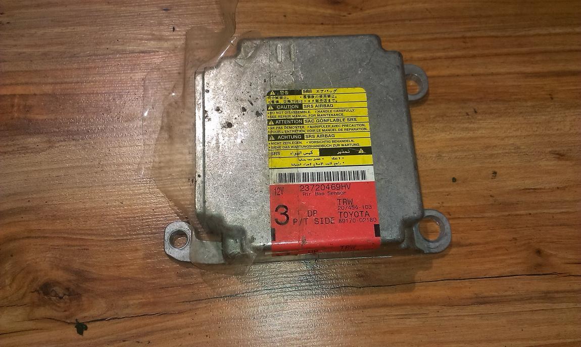 Блок управления AIR BAG  207454103 207454-103, 89170-02180 Toyota COROLLA 2003 2.0
