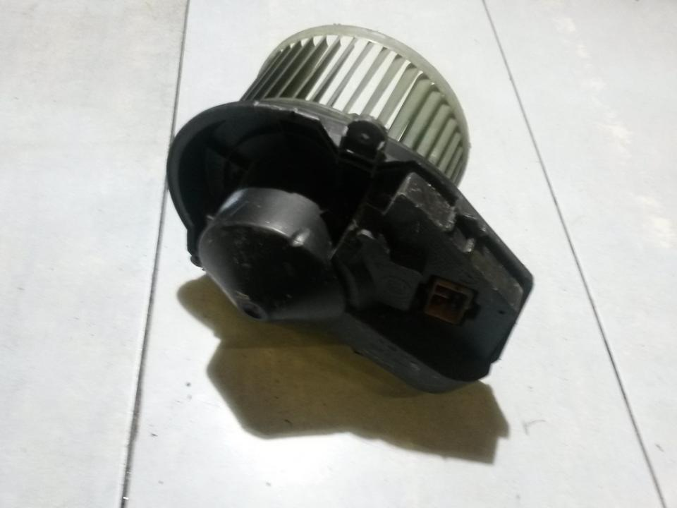 Audi  A4 Heater blower assy