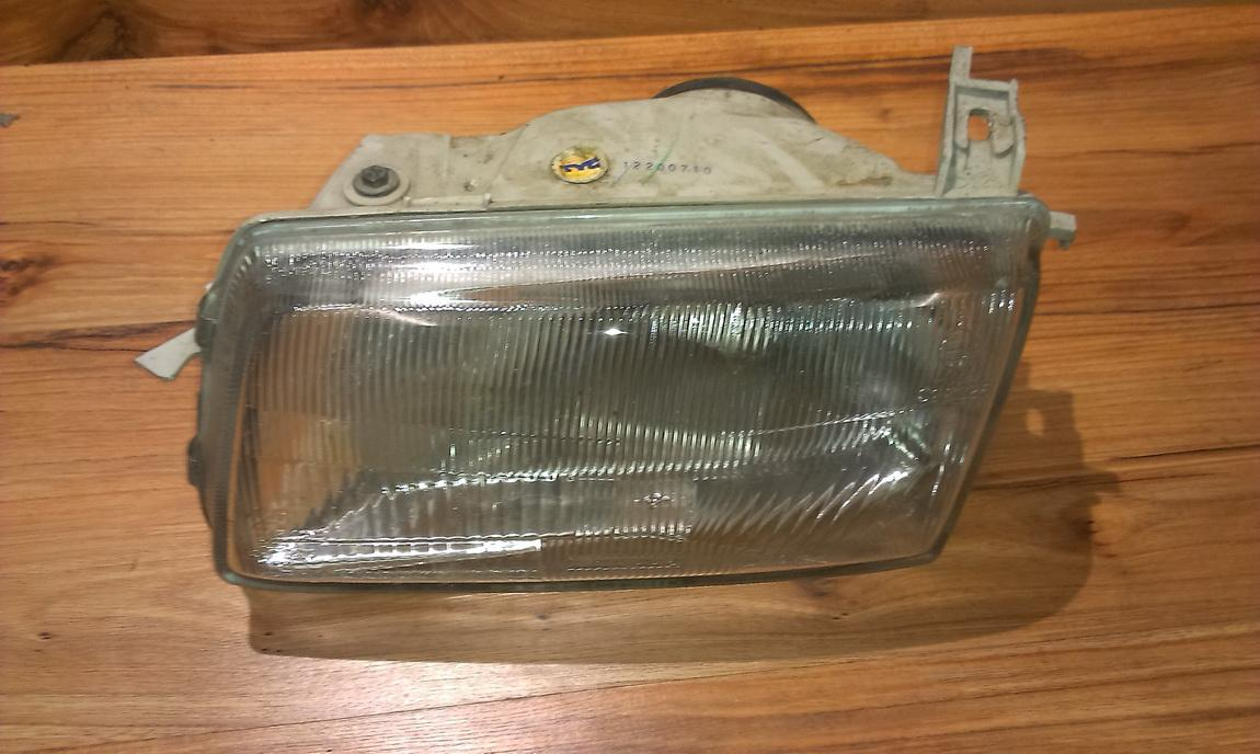 Front Headlight Left LH 12200710  Opel ASTRA 1999 2.0