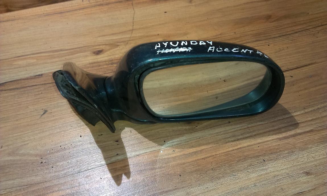 Hyundai  Accent Duru veidrodelis P.D.