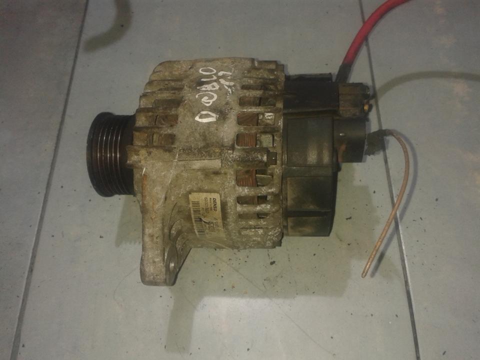 Generatorius 63321833  Fiat DOBLO 2002 1.9