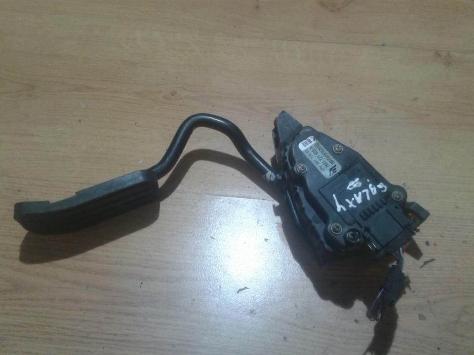 Elektrinis greicio pedalas 7m1721603a  Ford GALAXY 2004 2.8