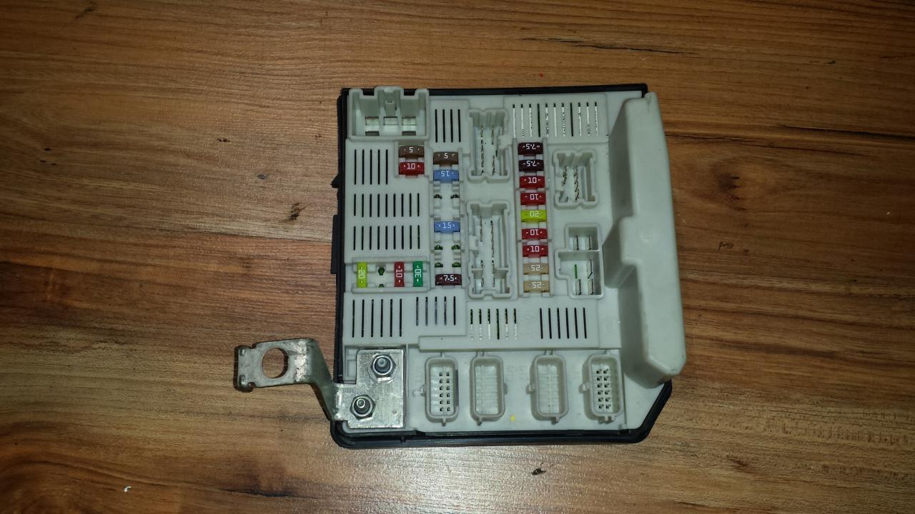 Renault Megane Fuse Box Where Is It Wiring Library Grand Espace 8200481866 519158075 7190318474 2005 16l 58eur Eis00030920
