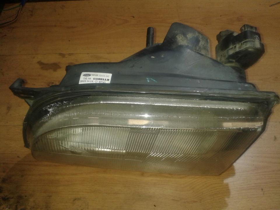 Zibintas P.K. 92vb13006dc  Ford TRANSIT 2001 2.0