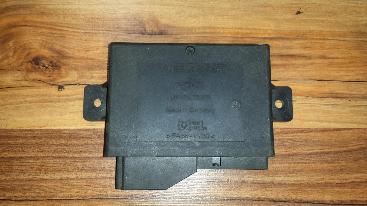 Door control relay Mercedes-Benz E-CLASS 1993    2.0 1248205926