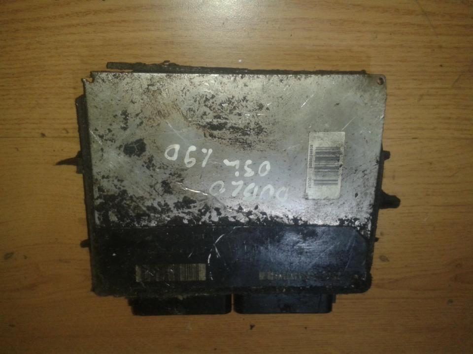 Variklio kompiuteris r04010036b 46737473 , apgadintas Fiat DOBLO 2005 1.9