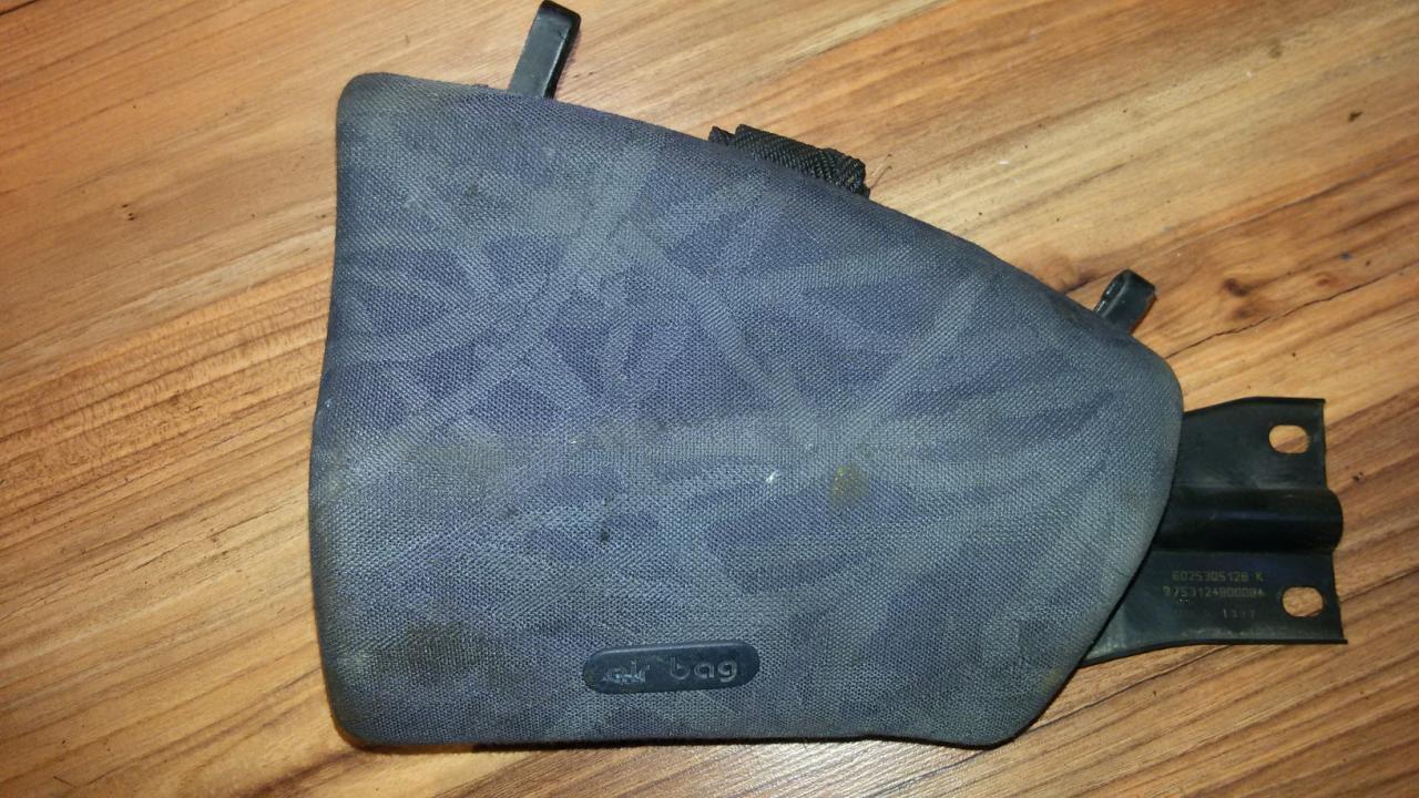Подушка безопасности боковая (в сиденье) 6025305128 K  Renault ESPACE 2004 2.2