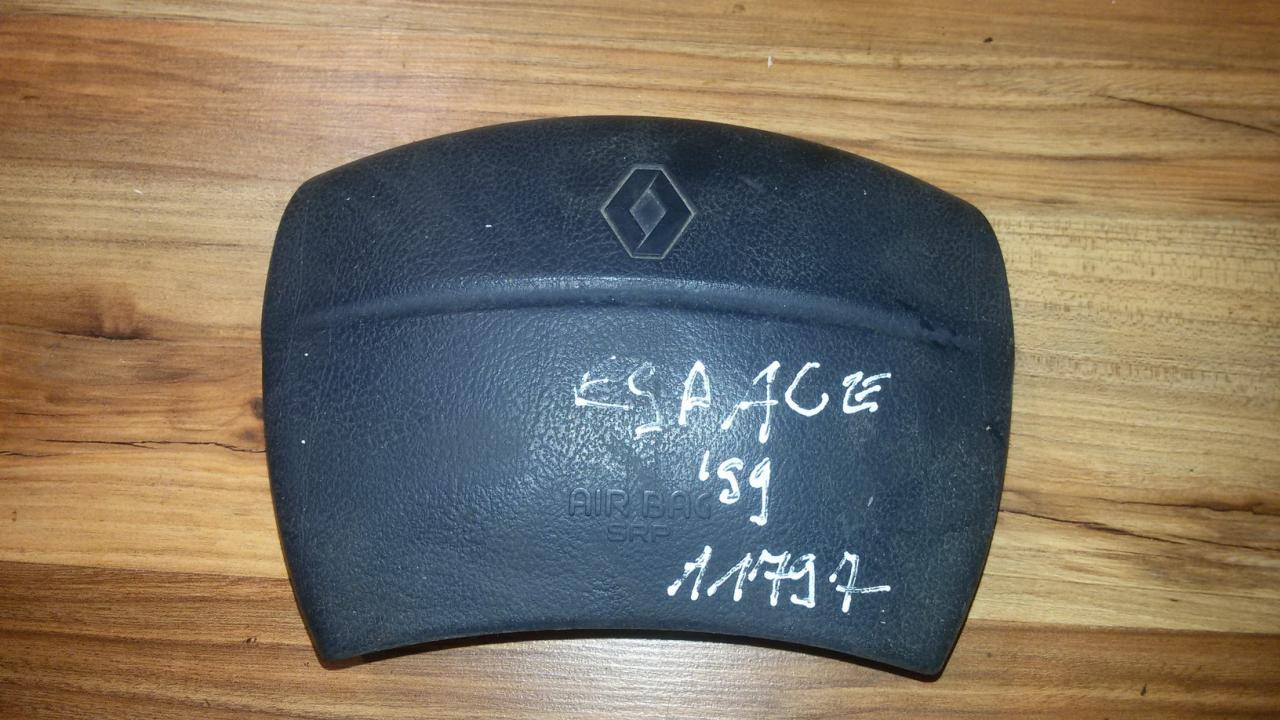 Подушка в руль SRS 7700876275C  Renault ESPACE 1990 2.1