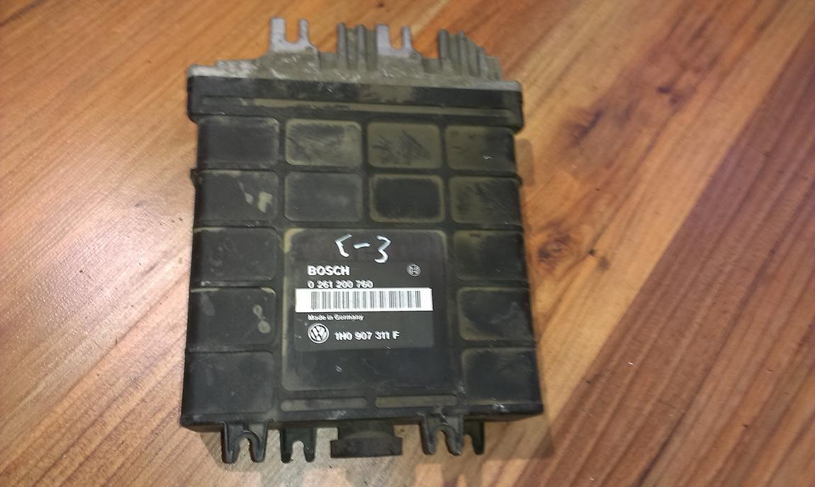 ECU Engine Computer (Engine Control Unit) 0261200760  Volkswagen GOLF 1994 1.9