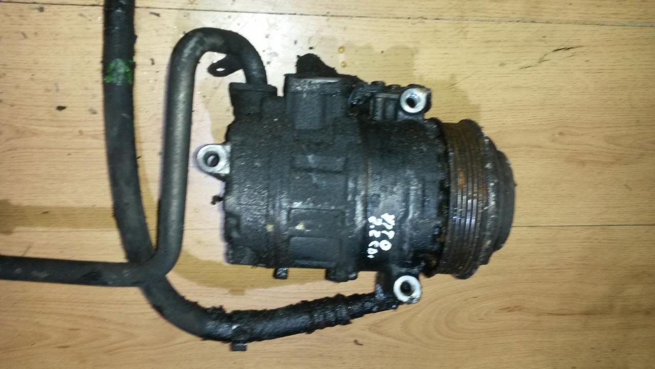 Компрессор системы кондиционирования NENUSTATYTA 534619 Mercedes-Benz VITO 2005 2.2