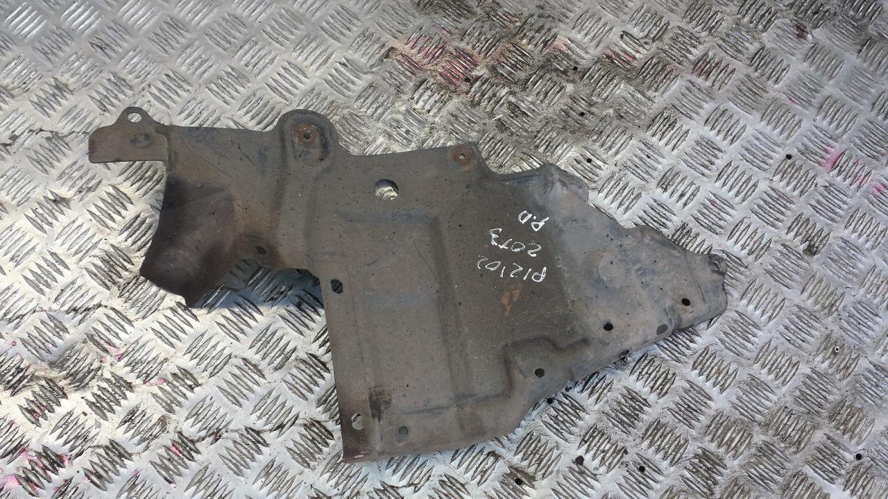 защита под коробку передач NENUSTATYTA  Nissan PRIMERA 2003 1.8