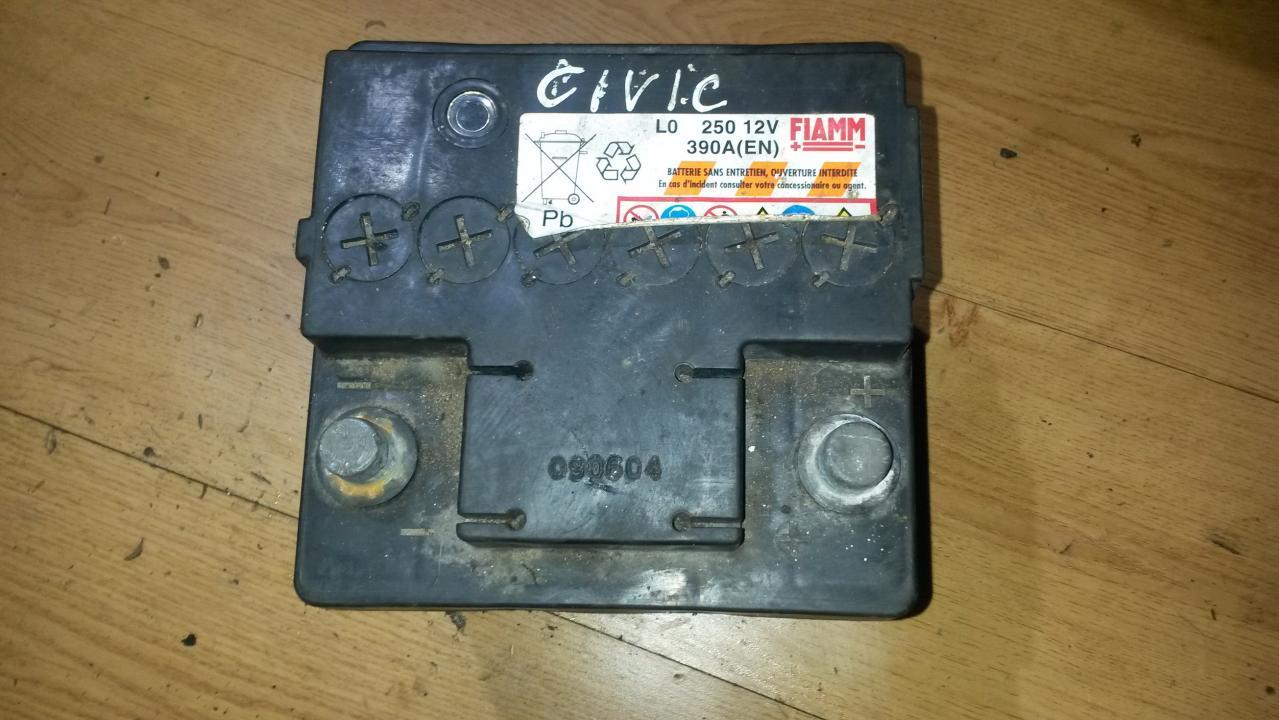 Baterija - Akumuliatorius flamm 390a Honda CIVIC 1999 1.4