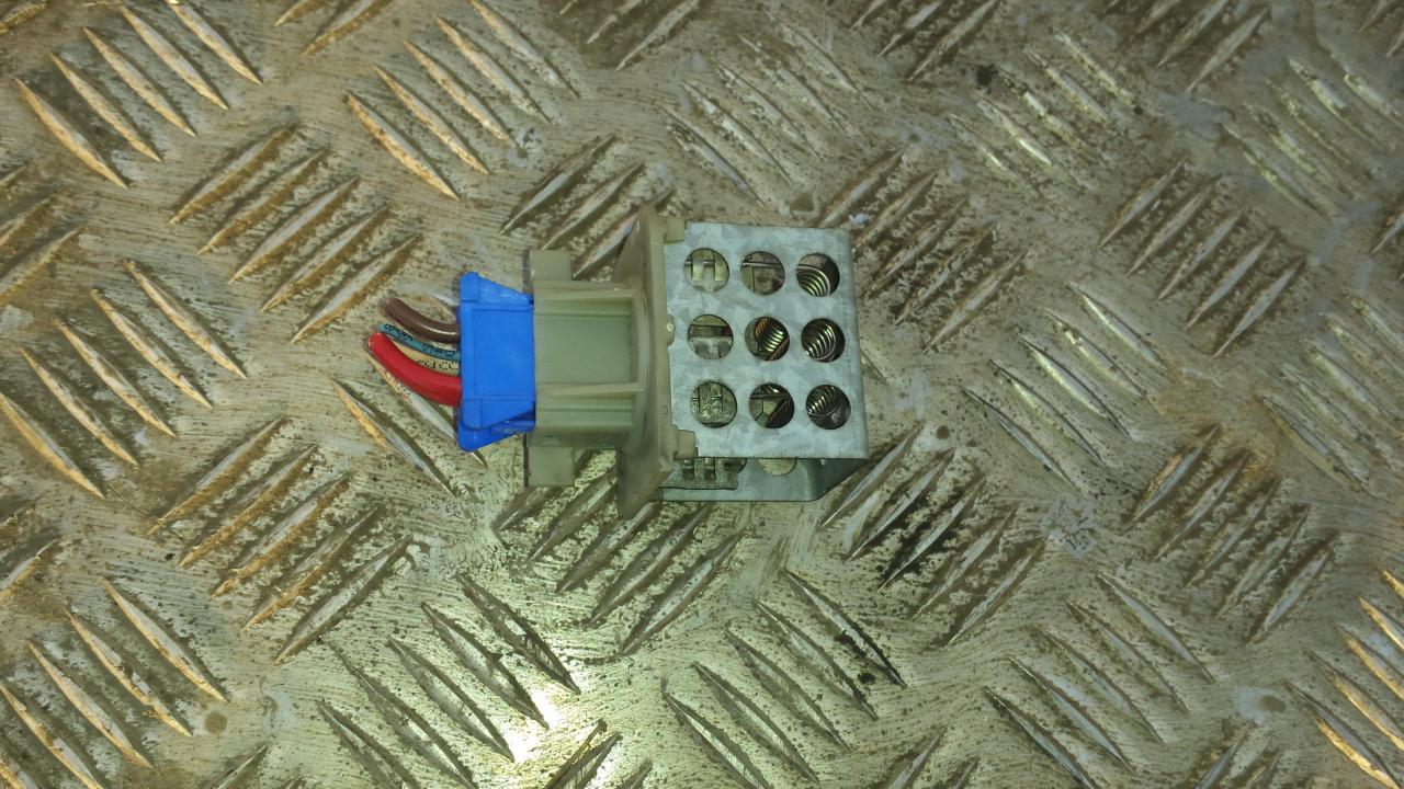Heater Resistor (Heater Blower Motor Resistor) NENUSTATYTA  Citroen XSARA PICASSO 2003 1.8
