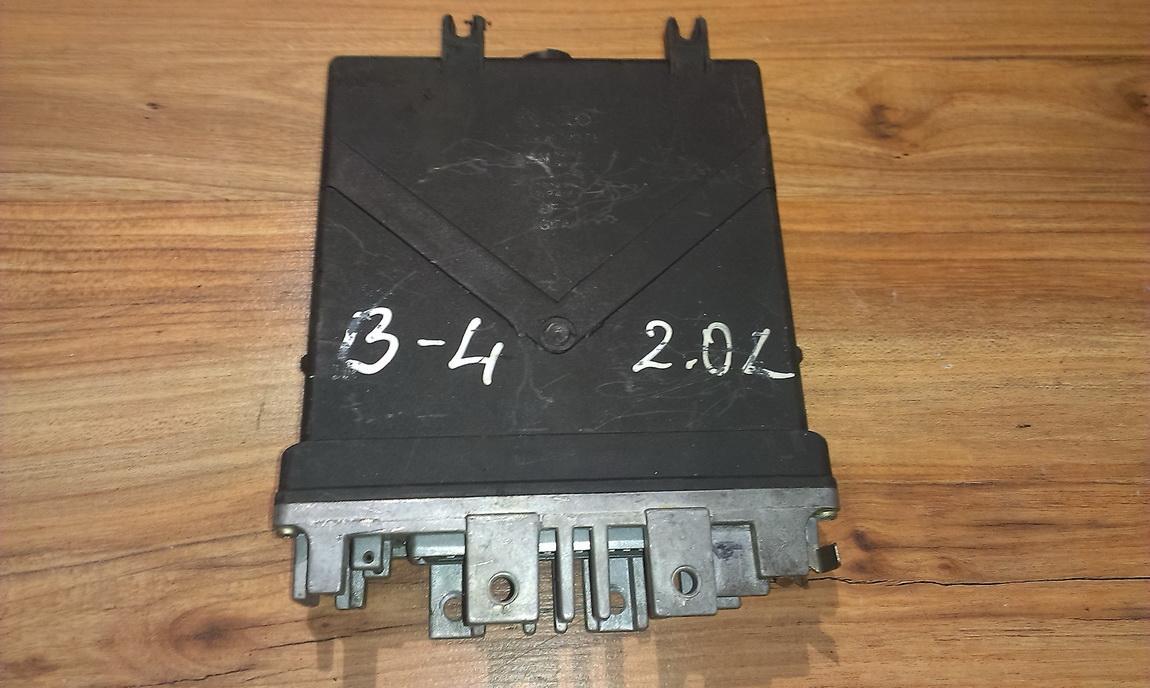 Variklio kompiuteris 037906022ee  Audi 80 1991 1.8