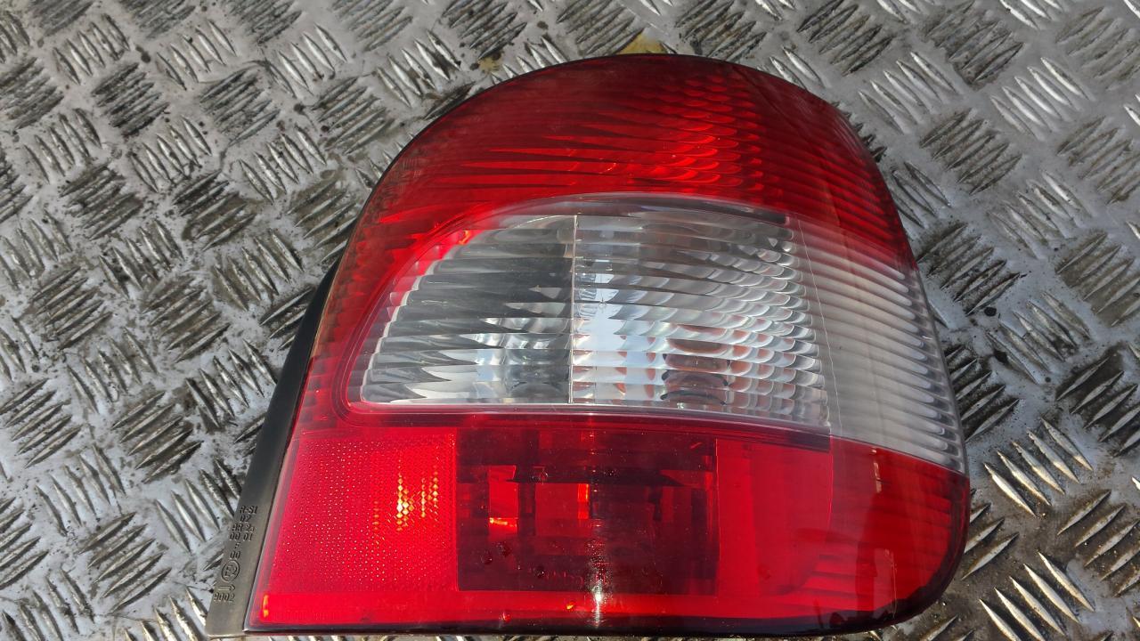 Galinis Zibintas G.D. VALEO2341  Renault SCENIC 2004 1.5