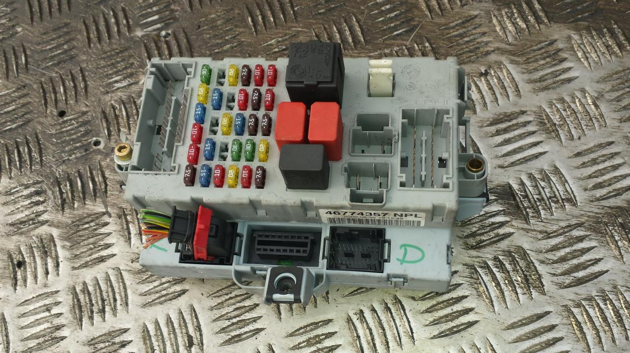 Fiat Punto Fuse Box Cover Wiring Library 199909 200510
