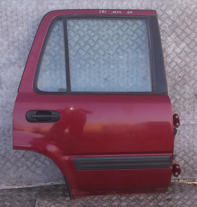 Durys G.D. NENUSTATYTA  Honda CR-V 2003 2.0
