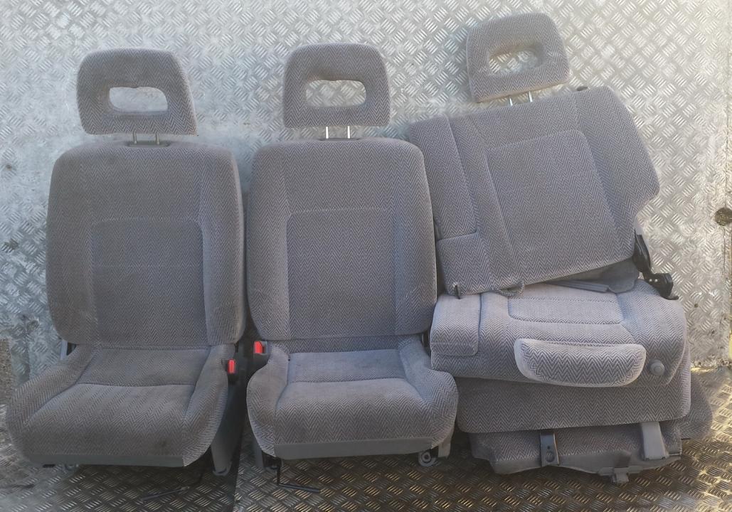 Odinio salono komplektas NENUSTATYTA  Honda CR-V 2003 2.0