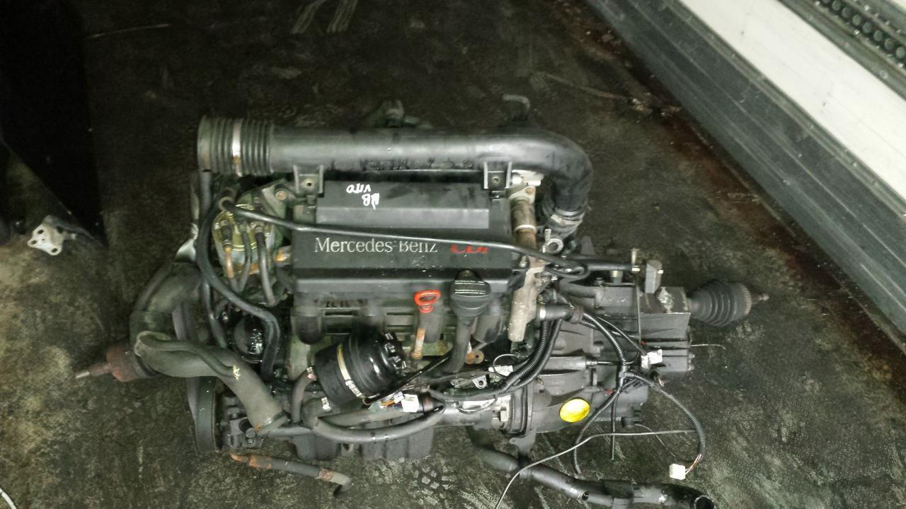 Variklis NENUSTATYTA  Mercedes-Benz VITO 2005 2.2
