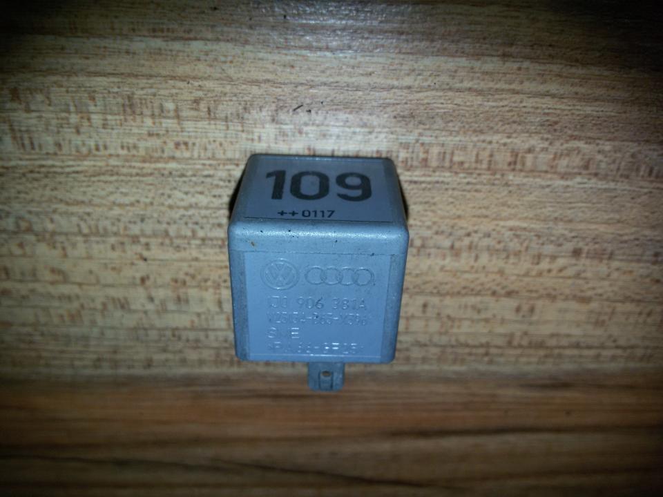 Блок электронный 1J0906381A  V23134 B63 X396,109 Volkswagen GOLF 2004 1.6